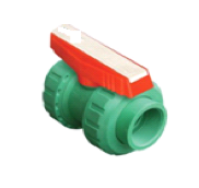 PPR THREADED BALL VALVE